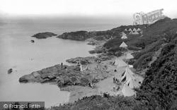 Borth-Y-Gest, The Beach 1940