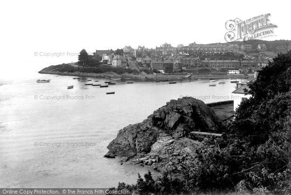 Borth-Y-Gest, the Harbour 1940
