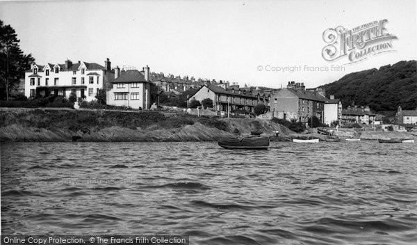Borth Y Gest, The Harbour c.1955