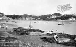 Borth-Y-Gest, The Harbour c.1960
