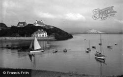 The Headland 1936, Borth-Y-Gest