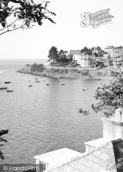 Borth-Y-Gest, The Headland c.1955