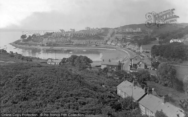 Borth Y Gest, Town 1933