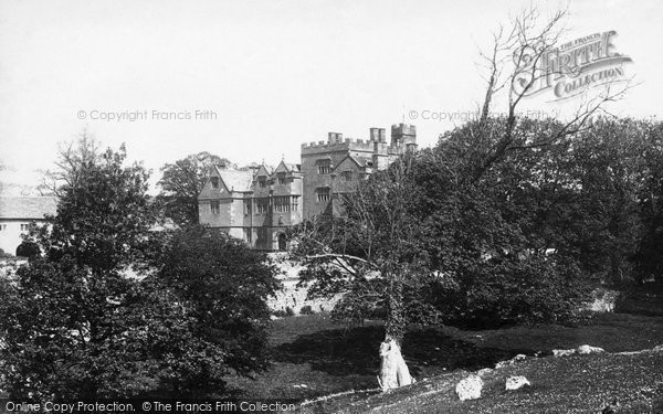 Photo of Borwick, the Hall 1898