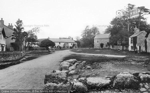 Borwick, The Village 1898
