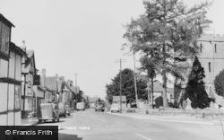 Bosbury, Village And Church Tower c.1960