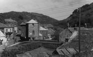 Boscastle, c.1955