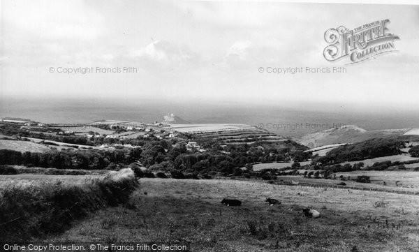 Boscastle, c.1960