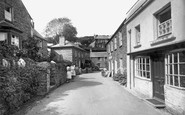 Boscastle, Dunn Street 1936