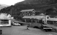 Boscastle, Lower Bridge c.1960