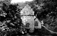 Boscastle, Minster Church 1895