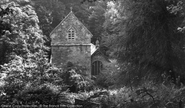 Boscastle, Minster Church c.1960