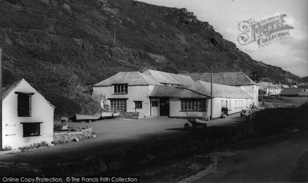 Boscastle, Old Storehouse  c.1960