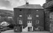 Boscastle, The Cobweb Inn c.1961