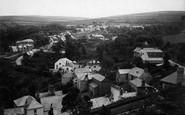 Boscastle, The Village 1894