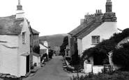 Boscastle, The Village 1936