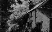 Boscastle, Valleney Valley c.1960