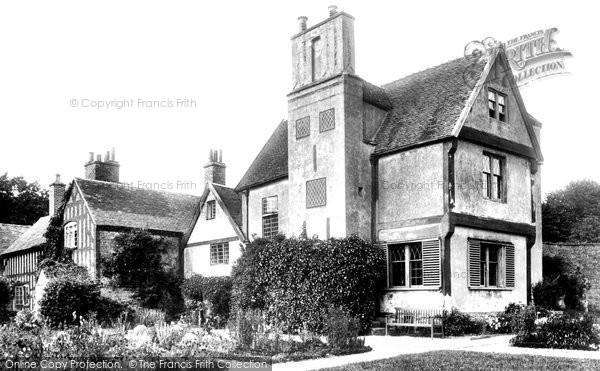 Boscobel House, 1898