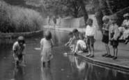 Boscombe, Boscombe Chine Gardens, Children 1931