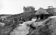 Boscombe, Boscombe Spa 1876