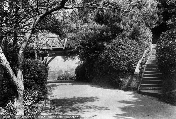 Boscombe, Chine Bridge 1906