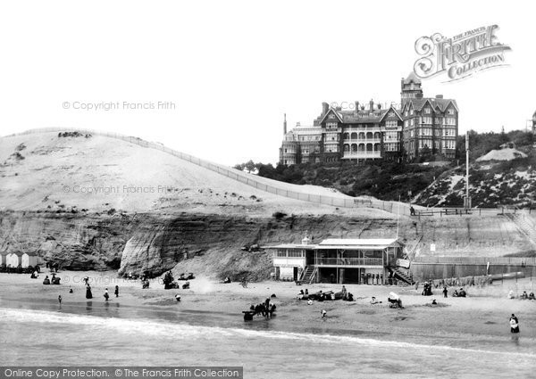 Boscombe, From The Pier 1900