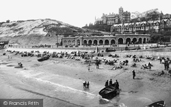 Boscombe, From The Pier 1918