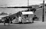 Boscombe, Ice Cream Seller 1922