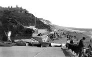 Boscombe, Looking East 1913