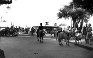 Boscombe, Pony Rides c.1955
