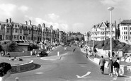 Boscombe, Sea Road c.1960