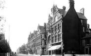 Boscombe, The Arcade 1892