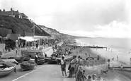 Boscombe, The Beach 1922