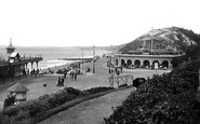 Boscombe, The Pier Approach 1918