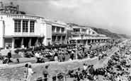 Boscombe, The Promenade 1961