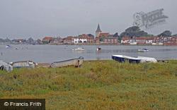 Across The Harbour c.2000, Bosham