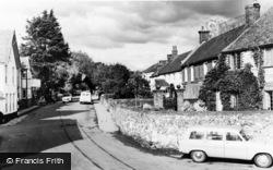 Bosham, Bosham Lane c.1960
