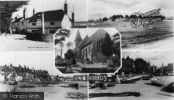Bosham, Composite c.1965