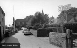 High Street c.1960, Bosham