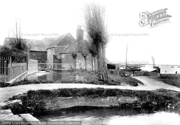 Bosham,Old Mill 1903,Sussex