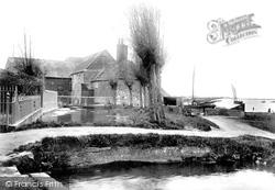Bosham, Old Mill 1903