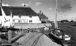 Bosham, Old Village c.1965