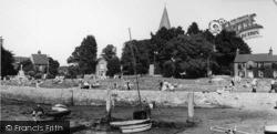 Bosham, Quay Meadow c.1955