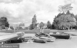 Bosham, Quay Meadow c.1960