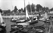 Bosham, Shore And Meadow c.1960