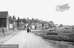Bosham, Shore Road c.1955