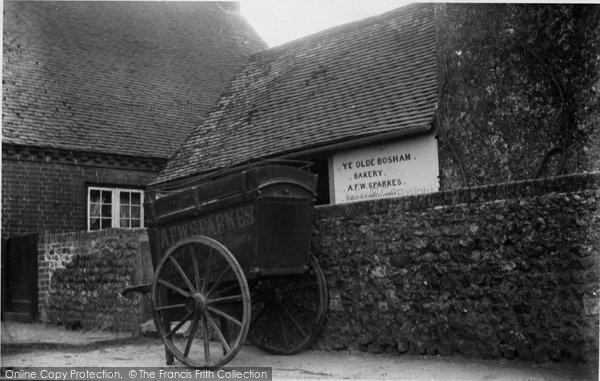 Bosham, Site Of The White Swan c.1900