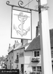 Bosham, The Anchor c.1955