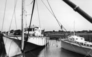 Bosham, The Harbour c.1955