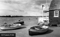 Bosham, The Harbour c.1960